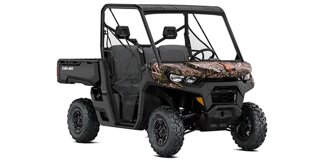 2021 Can-Am Defender DPS HD5 at Extreme Powersports Inc