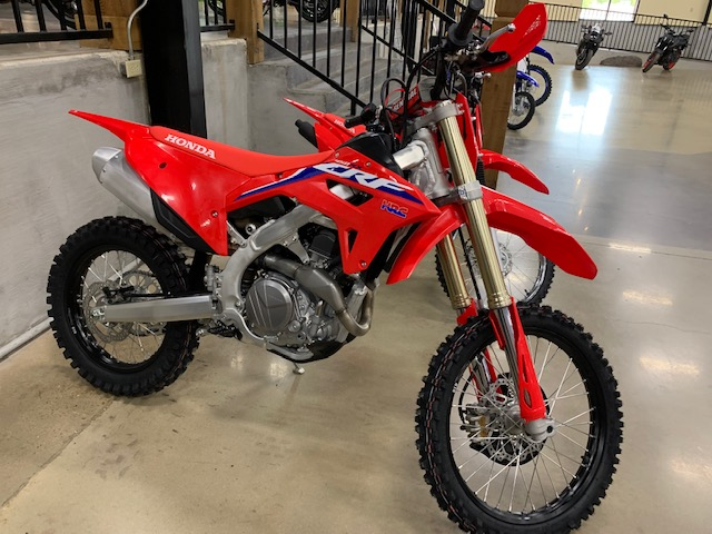 2022 Honda CRF 450RX at Got Gear Motorsports