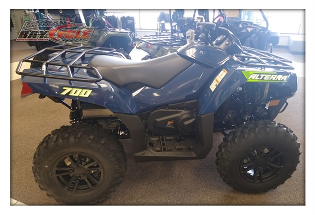 2021 Arctic Cat Alterra 700 EPS EPS at Bay Cycle Sales