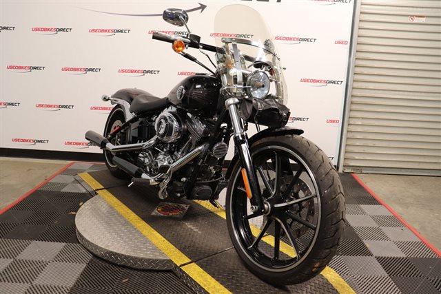 2015 Harley-Davidson Softail Breakout at Friendly Powersports Slidell