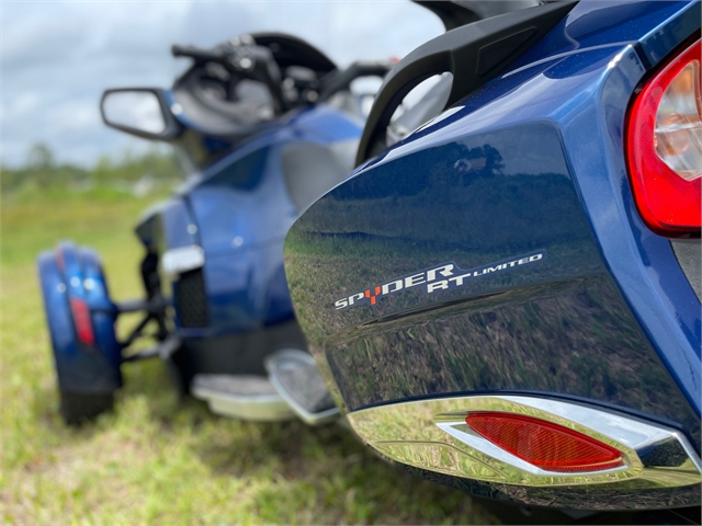 2016 Can-Am Spyder RT S at Powersports St. Augustine