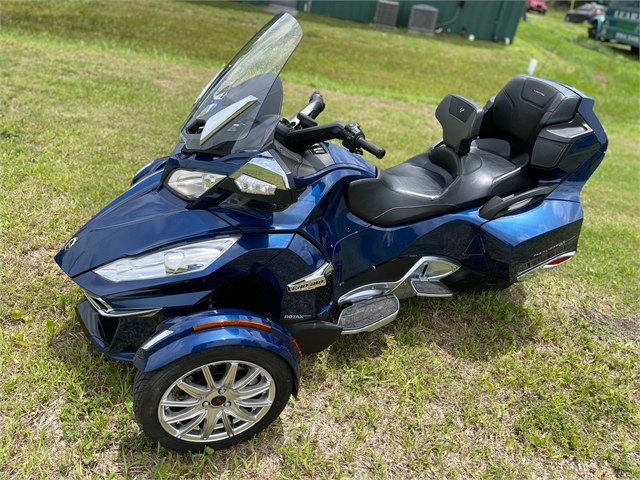2016 Can-Am Spyder RT Limited at Powersports St. Augustine
