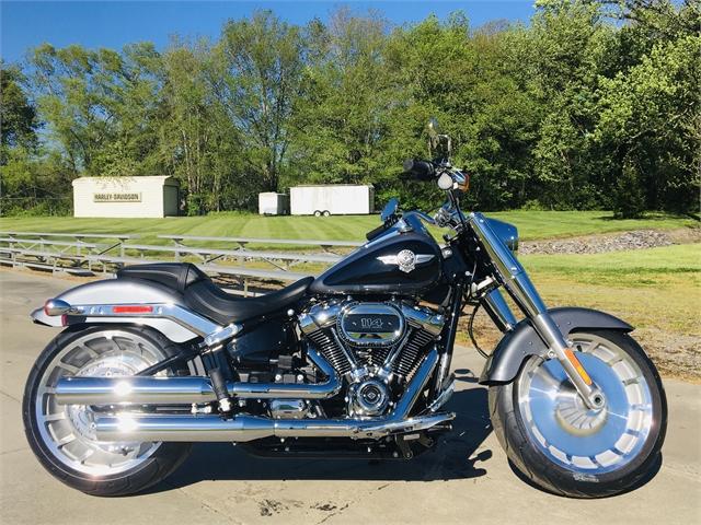 2021 Harley-Davidson Cruiser Fat Boy 114 at Harley-Davidson of Asheville