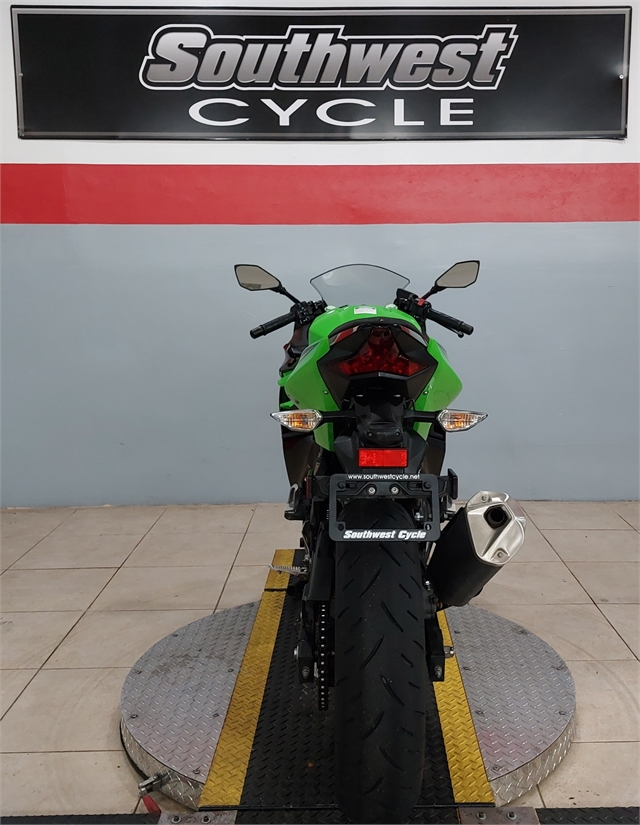 2018 Kawasaki Ninja 400 ABS at Southwest Cycle, Cape Coral, FL 33909