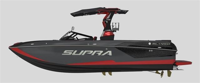 2021 Supra SL450 at Fort Fremont Marine