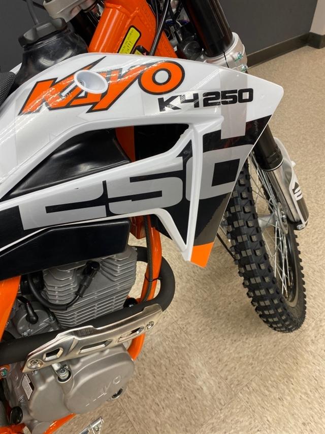2021 Kayo K4 250 K4 250 at Sloans Motorcycle ATV, Murfreesboro, TN, 37129