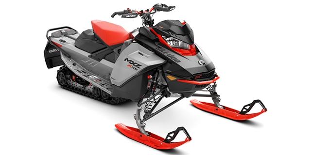 2022 Ski-Doo MXZ X-RS 850 E-TEC at Hebeler Sales & Service, Lockport, NY 14094