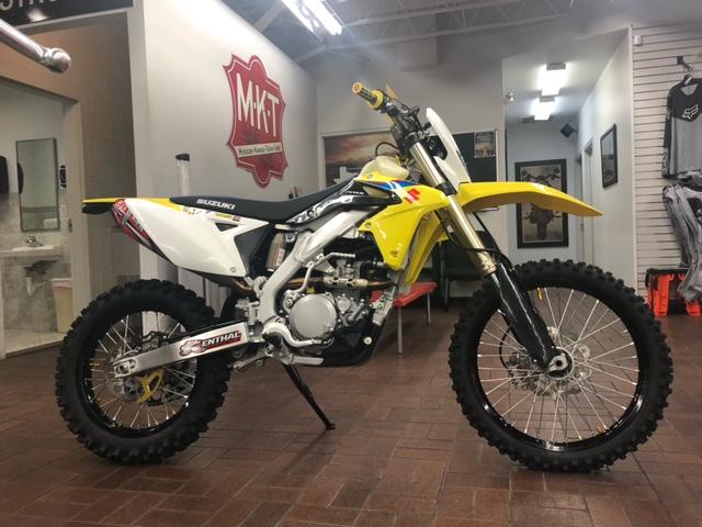 2019 Suzuki RMX 450Z at Wild West Motoplex