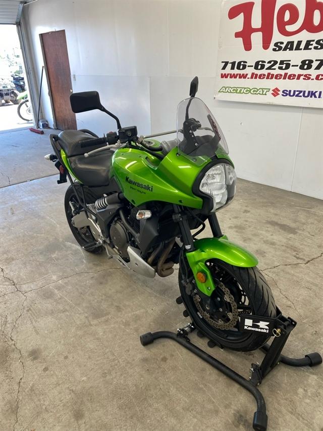 2009 Kawasaki Versys Base at Hebeler Sales & Service, Lockport, NY 14094