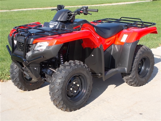 2018 Honda FourTrax Rancher ES 4X4 ES at Nishna Valley Cycle, Atlantic, IA 50022