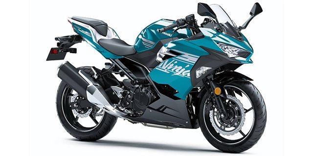 2021 Kawasaki Ninja 400 ABS at Star City Motor Sports