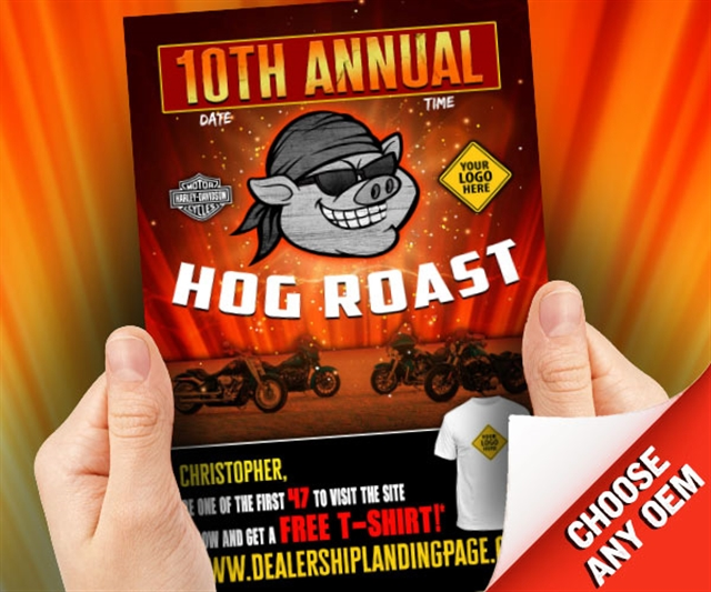 2019 Anytime Hog Roast Powersports at PSM Marketing - Peachtree City, GA 30269