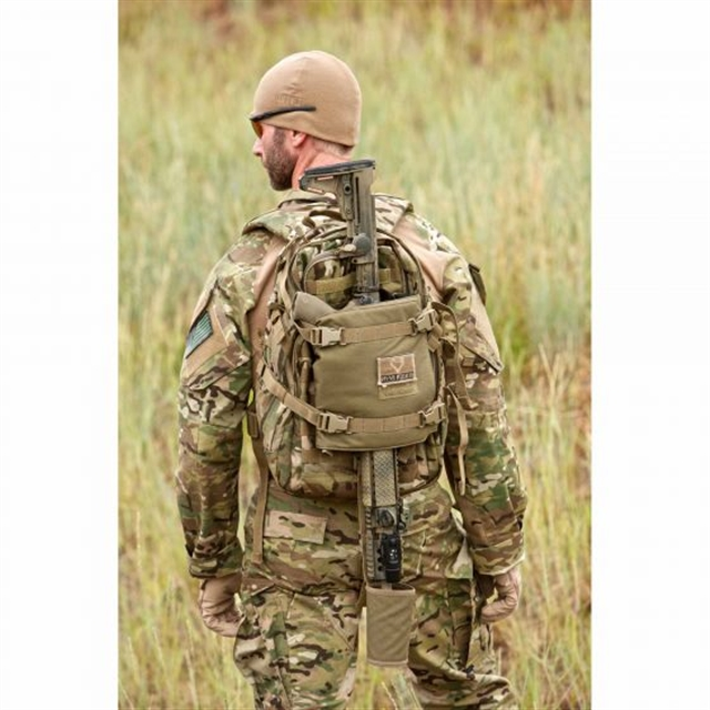 2019 5.11 Tactical RUSH TIER Rifle Sleeve Sandstone at Harsh Outdoors, Eaton, CO 80615