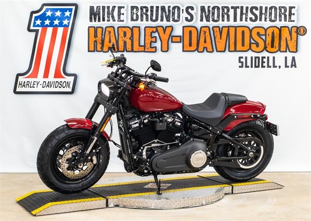 2021 Harley-Davidson Cruiser FXFBS Fat Bob 114 at Mike Bruno's Northshore Harley-Davidson