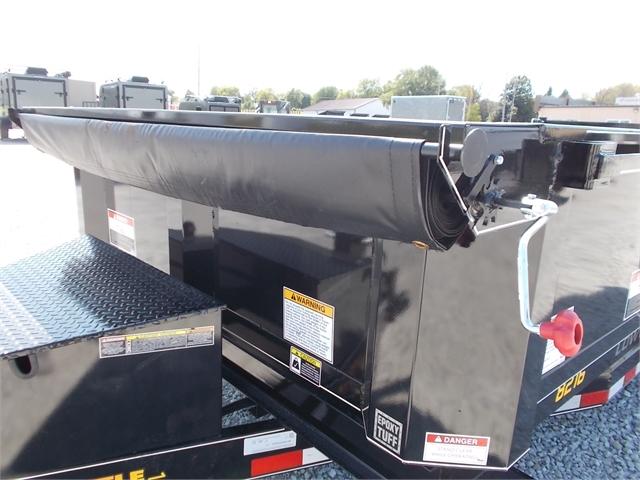 2022 Doolittle Trailers MASTERDUMP SERIES Masterdump 8200 Series 82 x 16 Tandem Axle 14K at Nishna Valley Cycle, Atlantic, IA 50022