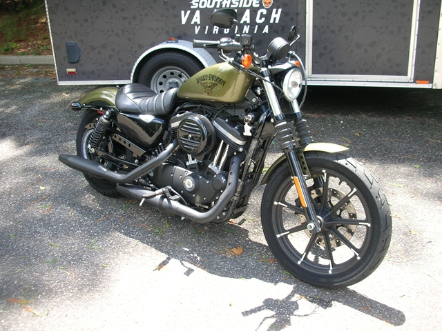 2017 Harley-Davidson Sportster Iron 883 at Hampton Roads Harley-Davidson