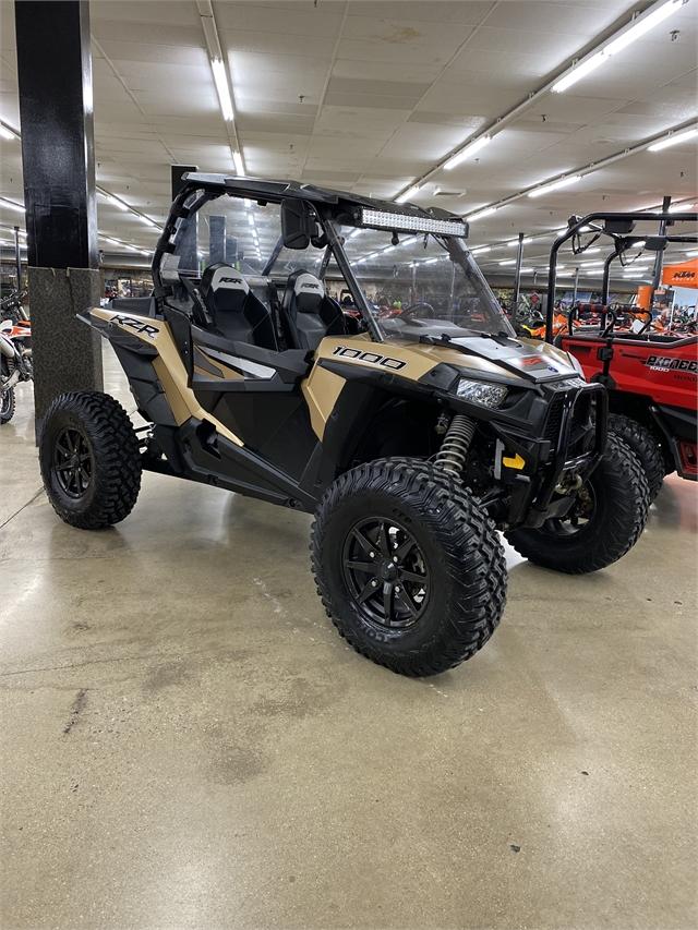 2017 Polaris RZR XP 1000 EPS Gold Matte Metallic LE at ATVs and More