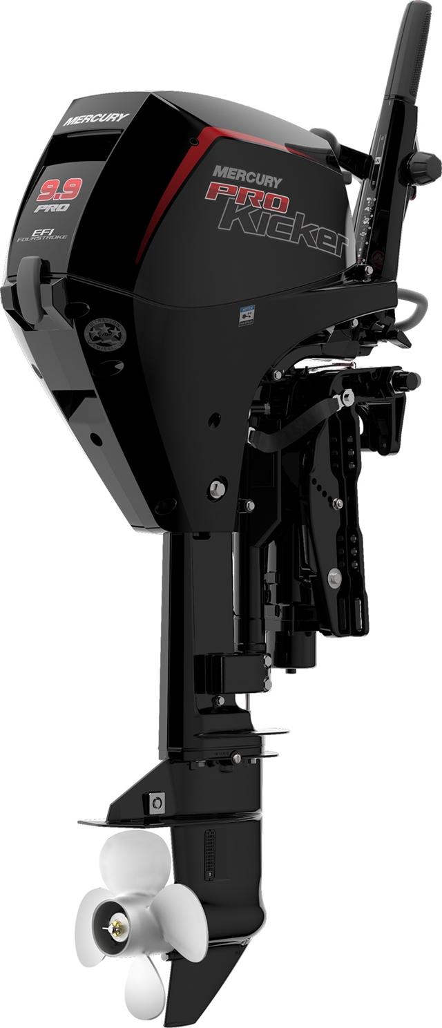 2021 Mercury 9.9 ELHPT EFI ProKicker at Fort Fremont Marine