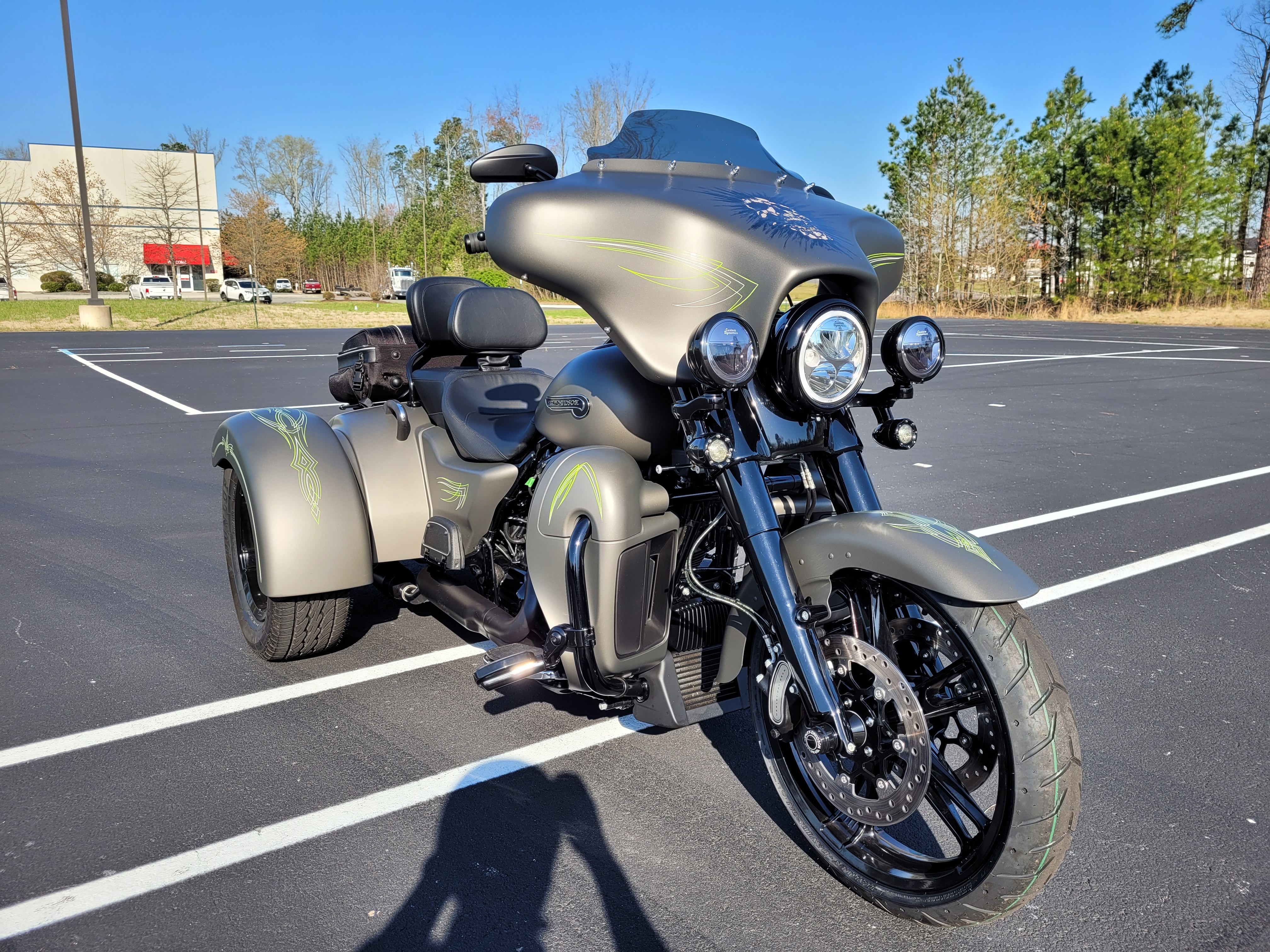 2018 Harley-Davidson Trike Freewheeler at Richmond Harley-Davidson