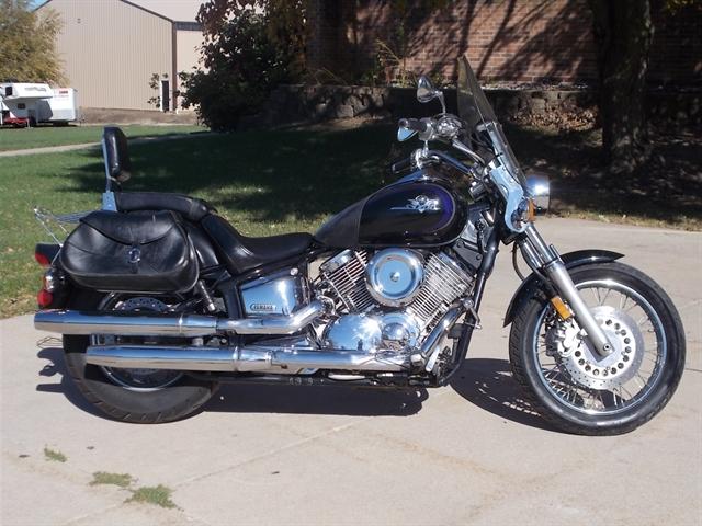 2003 Yamaha V Star 1100 Custom at Nishna Valley Cycle, Atlantic, IA 50022