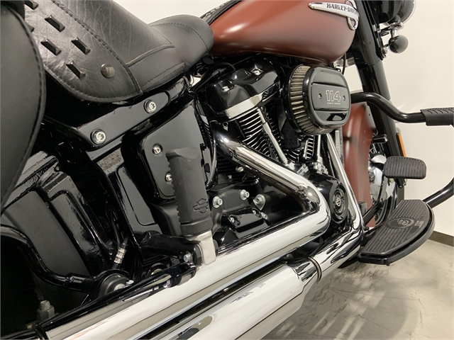 2018 Harley-Davidson Softail Heritage Classic 114 at Harley-Davidson of Madison