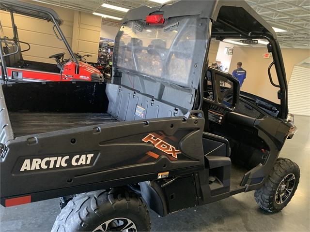 2017 Arctic Cat HDX 700 XT EPS at Star City Motor Sports