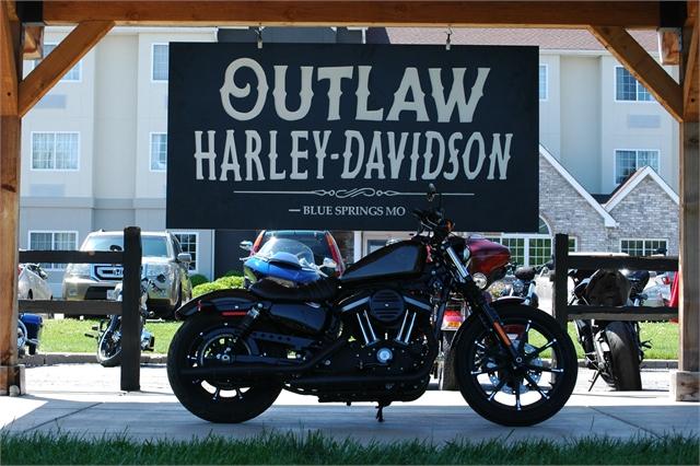 2020 Harley-Davidson Sportster Iron 883 at Outlaw Harley-Davidson