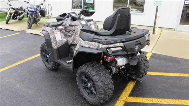 2019 CF MOTO CFORCE 800XC CAMOFLAGE at Randy's Cycle, Marengo, IL 60152