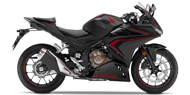 2021 Honda CBR500R ABS at Just For Fun Honda