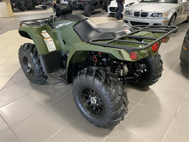 2021 Yamaha Kodiak 450 EPS at Star City Motor Sports