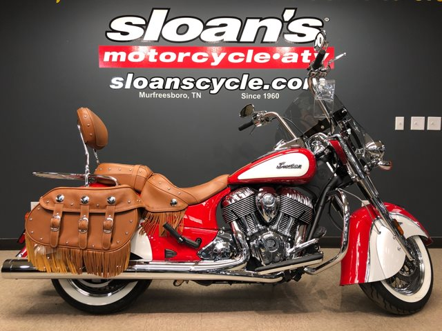 2019 Indian Chief Vintage at Sloans Motorcycle ATV, Murfreesboro, TN, 37129