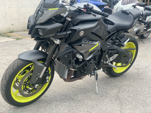 2018 Yamaha MT 10 at Jacksonville Powersports, Jacksonville, FL 32225