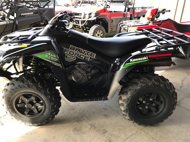 2020 Kawasaki Brute Force 750 4x4i EPS at Dale's Fun Center, Victoria, TX 77904