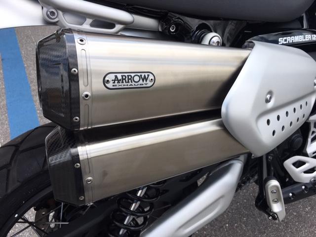 2019 Triumph Scrambler 1200 XE at Fort Myers