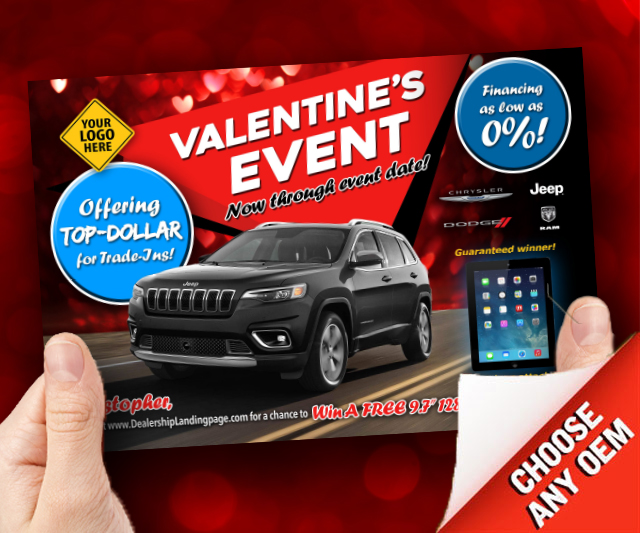 Valentine's Day Automotive at PSM Marketing - Peachtree City, GA 30269