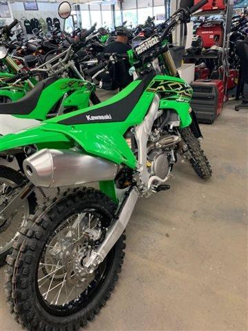 2021 Kawasaki KX450X 450X at Powersports St. Augustine