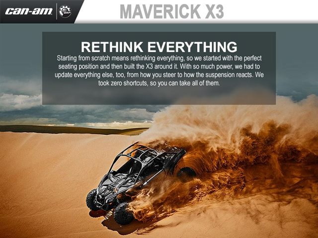 2019 Can-Am™ Maverick X3 X rcTURBO R at Kent Powersports, North Selma, TX 78154