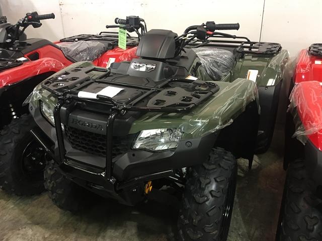 2020 Honda FourTrax Rancher 4X4 EPS at Kent Motorsports, New Braunfels, TX 78130