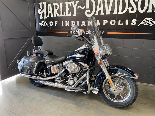2008 Harley-Davidson Softail Heritage Softail Classic at Harley-Davidson of Indianapolis