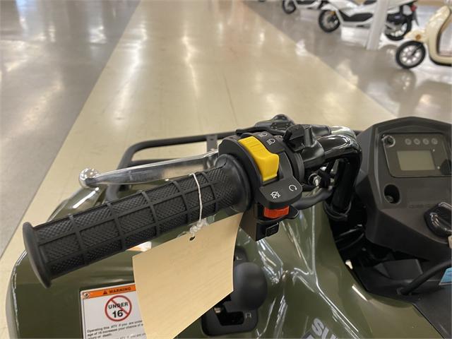 2022 Suzuki KingQuad 400 FSi at Columbia Powersports Supercenter
