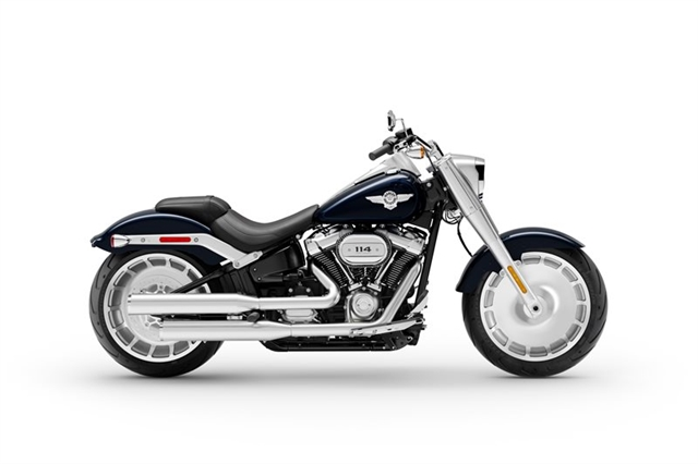 2020 Harley-Davidson Softail Fat Boy 114 at Hot Rod Harley-Davidson
