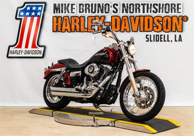 2013 Harley-Davidson Dyna Super Glide Custom at Mike Bruno's Northshore Harley-Davidson