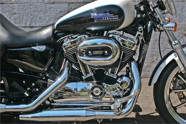 2014 Harley-Davidson Sportster SuperLow 1200T at Ventura Harley-Davidson