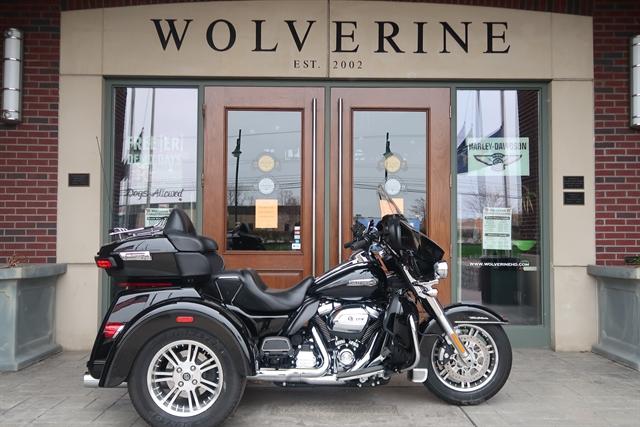 2019 Harley-Davidson Trike Tri Glide Ultra at Wolverine Harley-Davidson