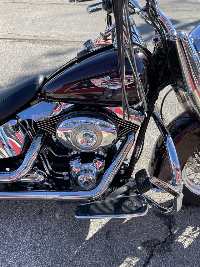 2007 Harley-Davidson Softail Deluxe at Thornton's Motorcycle - Versailles, IN