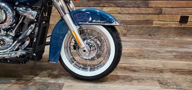 2021 Harley-Davidson Touring FLHC Heritage Classic at Bull Falls Harley-Davidson