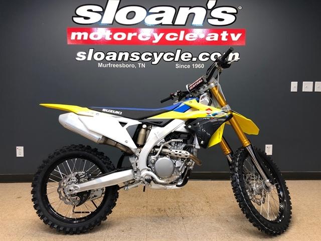 2020 Suzuki RM-Z 250 250 at Sloans Motorcycle ATV, Murfreesboro, TN, 37129