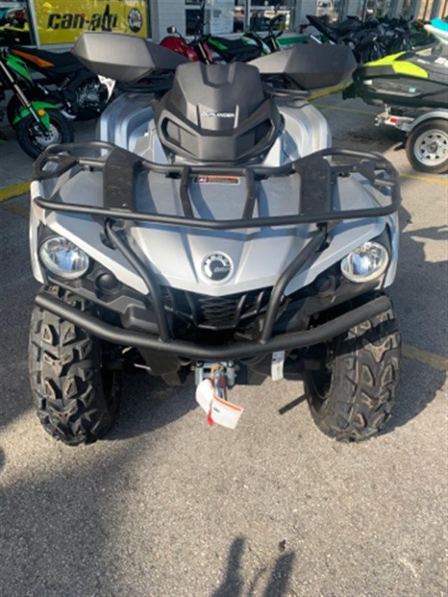 2019 Can-Am Outlander XT 570 at Jacksonville Powersports, Jacksonville, FL 32225