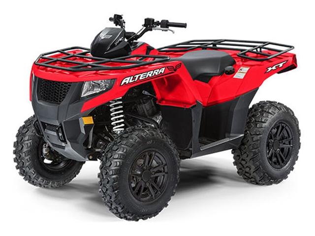 2017 TEXTRON ALTERRA 700 XT EPS at Bay Cycle Sales