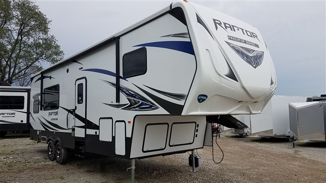 2019 Keystone Raptor Predator Series 3018P at Nishna Valley Cycle, Atlantic, IA 50022